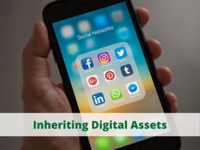 Inheriting Digital Assets