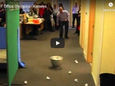 Office Olympics 2012