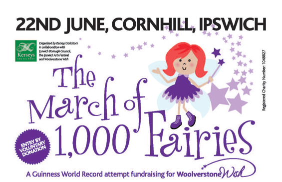March of 1,000 Fairies