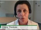 Clare Thomas Google Hangout