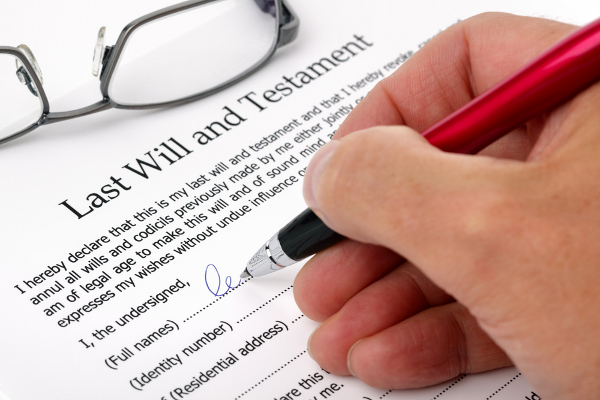 Invalidating a will uk