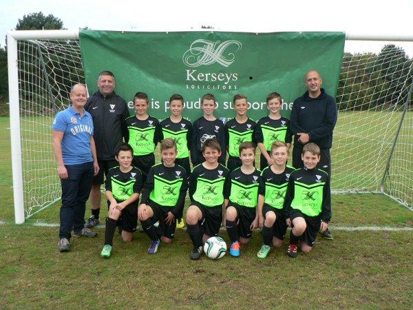 Martlesham Youth Football Club (MYFC) Lightnings Under 11s