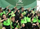League winners - Martlesham Youth Football Club (MYFC) Lightnings Under 11s