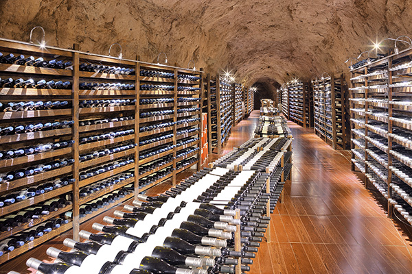Wine cellar - personal chattel?