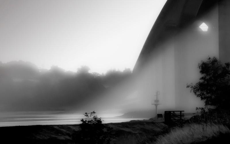 The Orwell Bridge, by Cherry Beesley