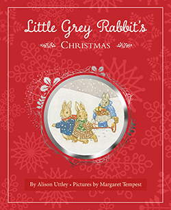 Little Grey Rabbit Christmas Cover