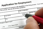 Employment Application Thumb