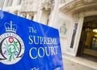 Supreme court thumb