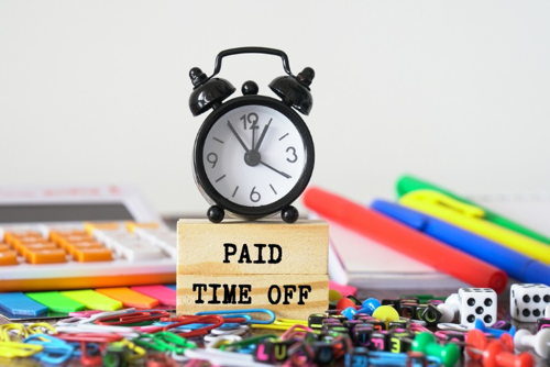 Unpaid holiday pay for self employed