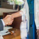 Kerseys Banner Handshake