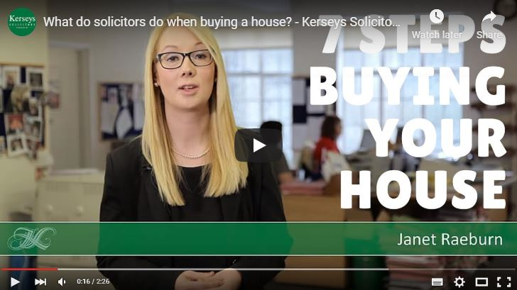 7 Steps to buying your house