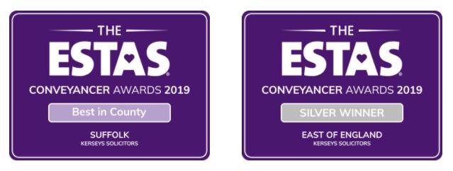 ESTAS Winners 2019
