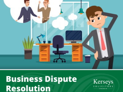 Business Dispute Resolution