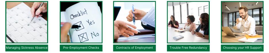 5 Employment Blogs Banner