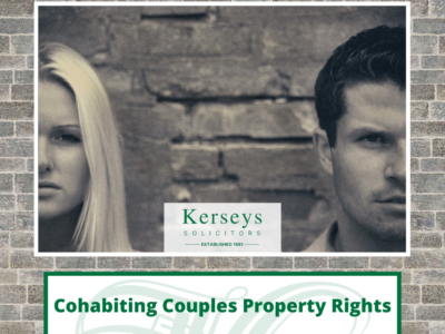Cohabiting Couples Property Rights