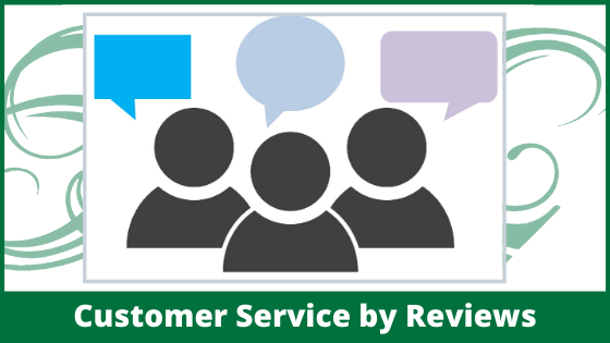 Customer Service by Reviews (1)