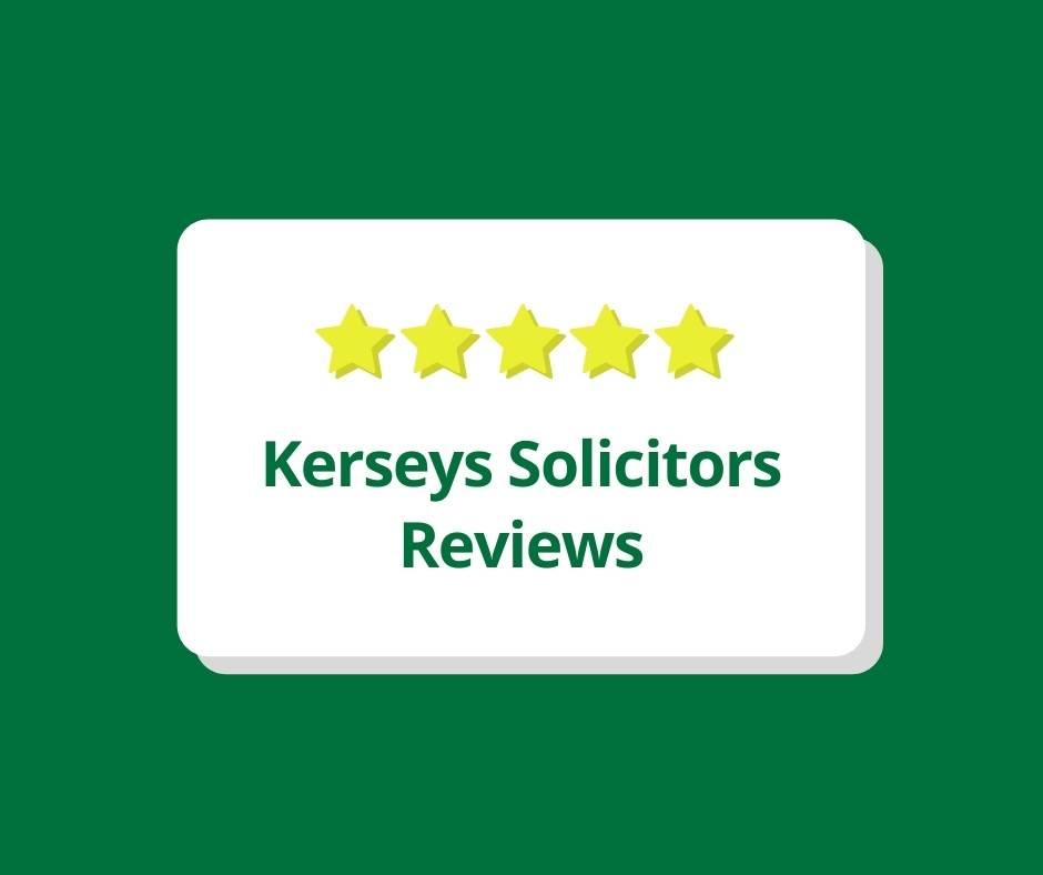 Kerseys Solicitors Reviews