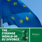 The Strange World of EU Divorce