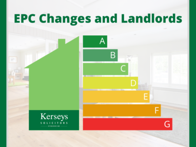 EPC Changes and Landlords