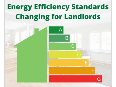 Energy Efficiency Standards Changing for Landlords from April 2020