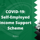COVID-19 Self-Employed Income Support Scheme