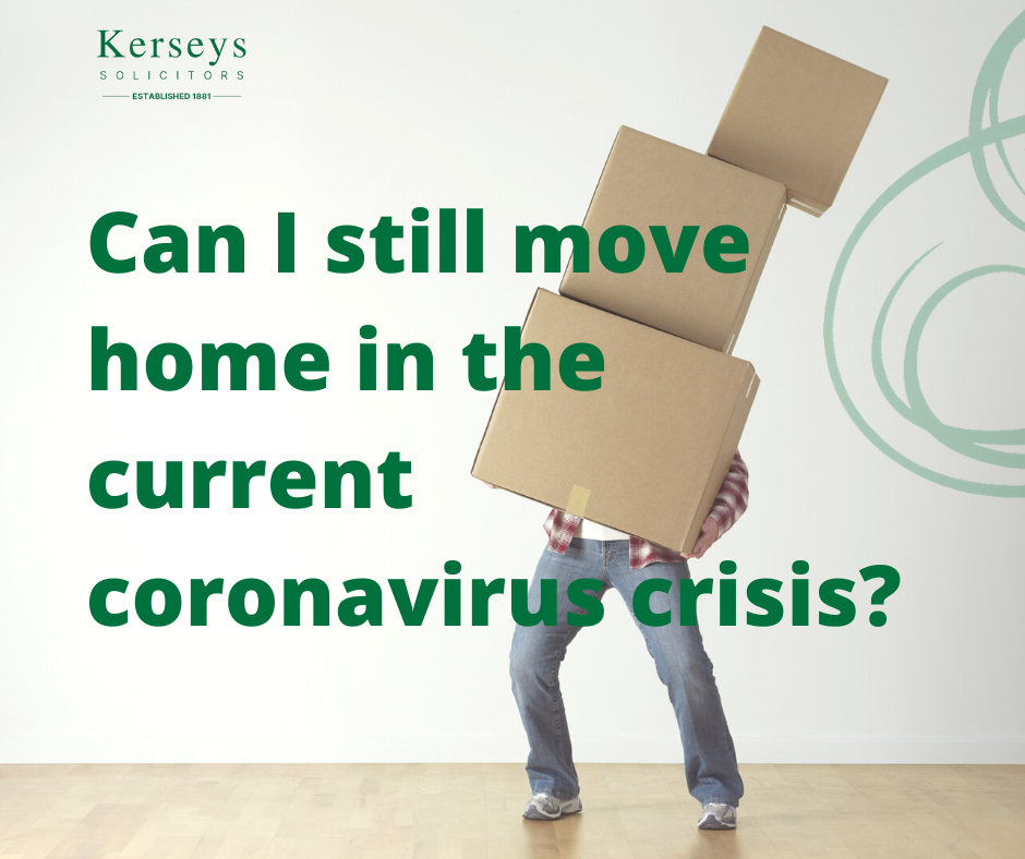 Can I still move home coronavirus
