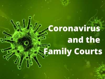 Coronavirus and the Family Courts