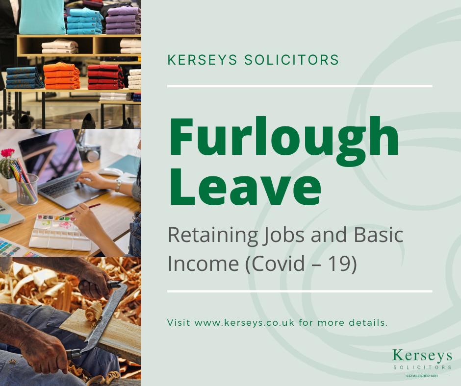 Furlough Leave Corvid-19