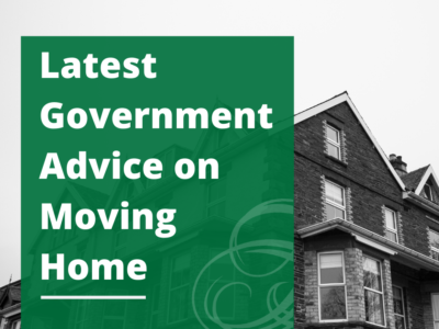 Latest Government Advice on Moving Home