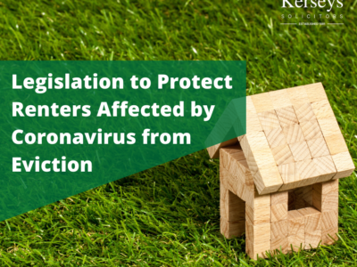 Legislation to Protect Renters Affected by Coronavirus from Eviction