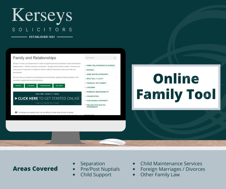 Online Family Tool New