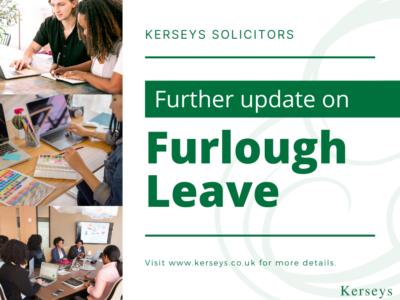 Furlough Leave Update