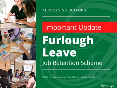 Important Update Job Retention Scheme Furlough Leave