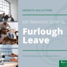 Job Retention Scheme - Furlough Leave