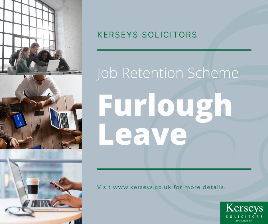 Job Retention Scheme - Furlough Leave