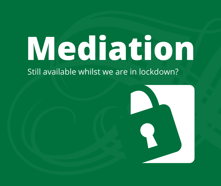 Mediation in Lockdown