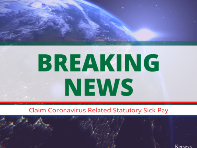 Claim Coronavirus Related Statutory Sick Pay