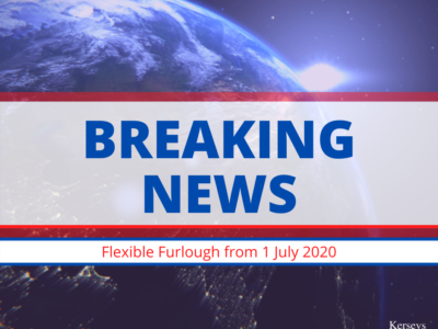 Flexible Furlough from 1 July 2020