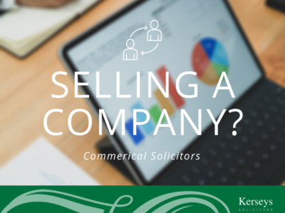 Selling a Company