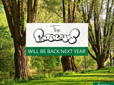 The Pantaloons will be back next year