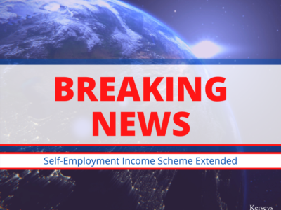 The Self-Employment Income Scheme will be extended