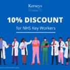 10% NHS Discount