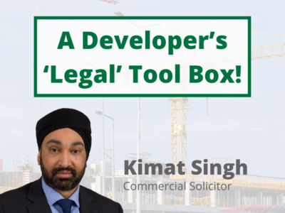 A Developer's 'Legal' Tool Box!