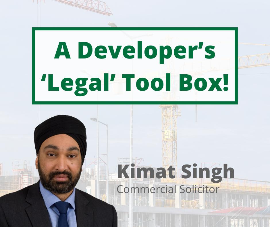 A Developer's 'Legal' Tool Box!