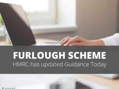 Furlough Scheme – HMRC has updated Guidance Today