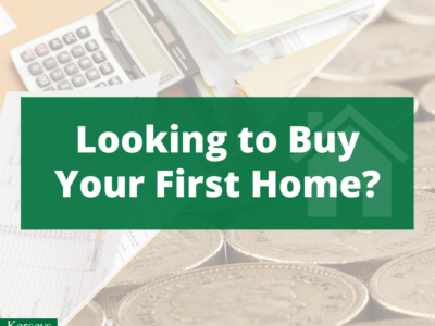 Looking to Buy Your First Home