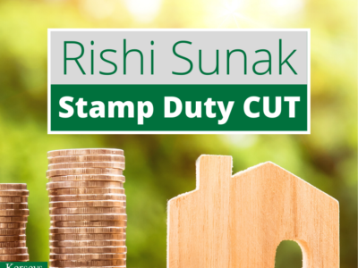 Rishi Sunak - Stamp Duty Cut