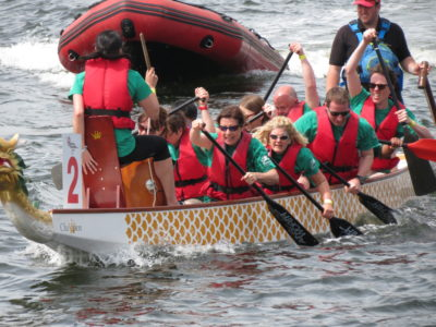 FSNB Dragon Boat Race - Kerseys