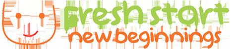 Fresh Start New Beginnings logo