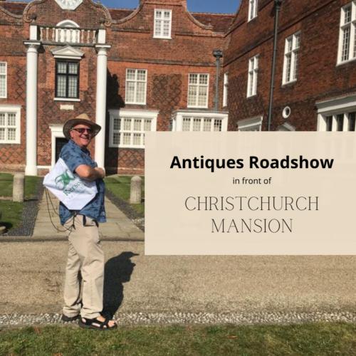 Antiques Roadshow Christchurch Mansion